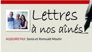 Coronavirus: la lettre aux aînés de Sonia et Romuald Moulin