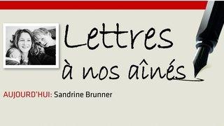 Coronavirus: la lettre aux aînés de Sandrine Brunner