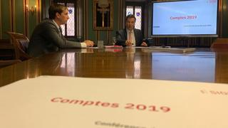 Sion: des comptes 2019 meilleurs que prévu malgré une baisse des recettes fiscales