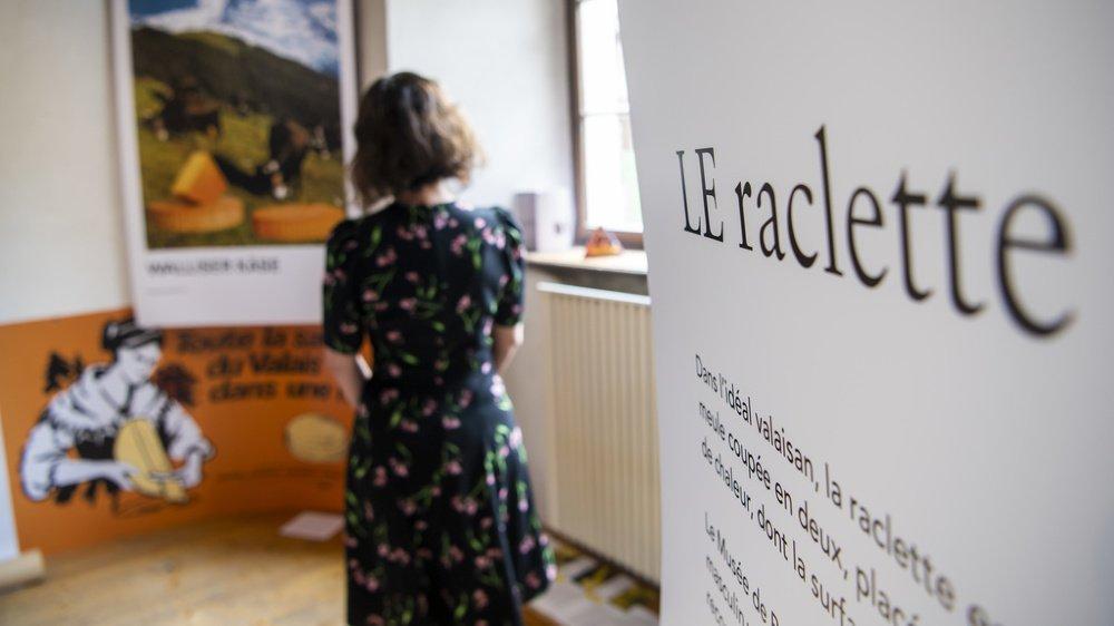 L'exposition est visible au Musée de Bagnes, au Châble, jusqu'au 20 septembre.