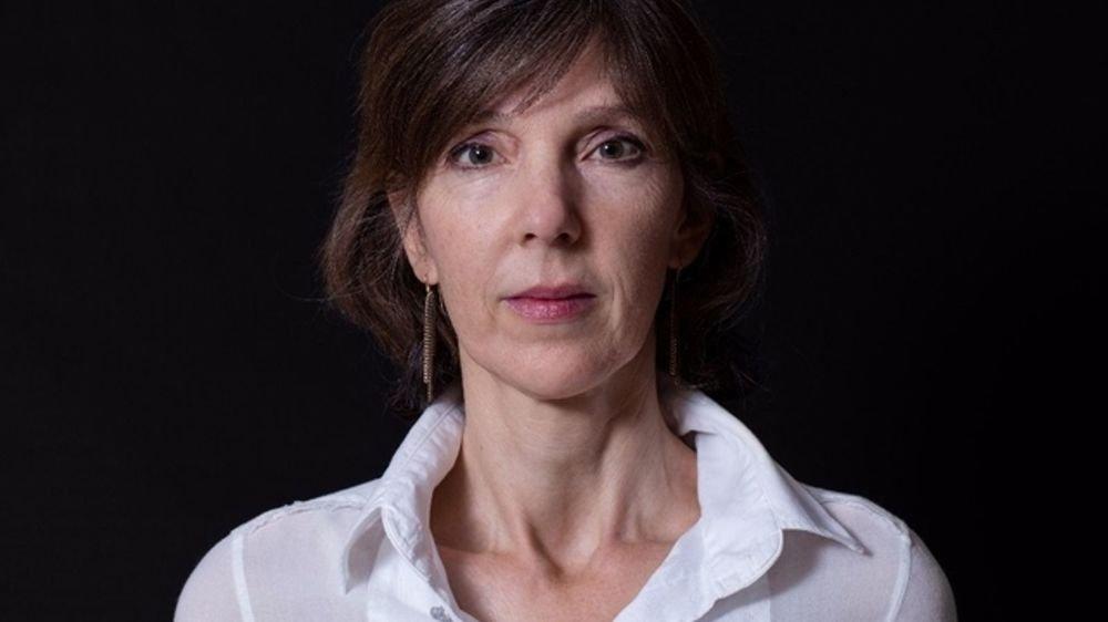 """Laurence Boissier a reçu le prix suisse de littérature en 2017 pour """"Inventaire des lieux"""""""