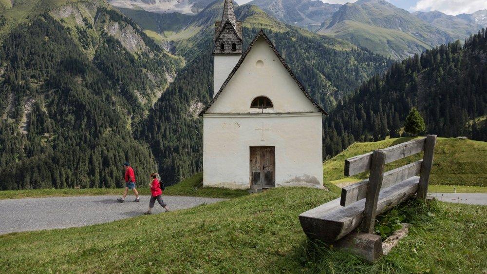 Les promeneurs du Val Lumnezia pourraient bientôt devoir changer de région pour continuer de s'adonner à la randonnée.