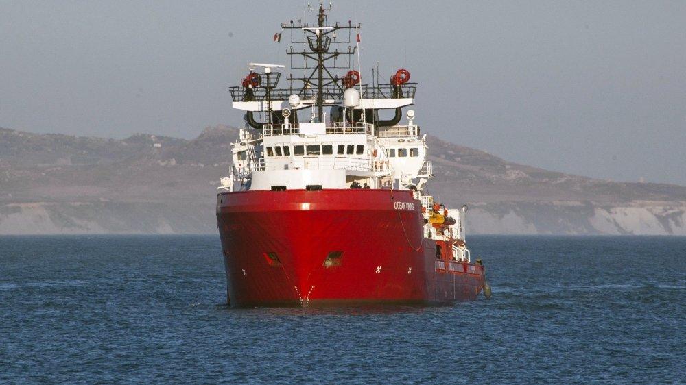 Le navire humanitaire  a été immobilisé mercredi par les gardes-côtes italiens en raison d'«irrégularités techniques».