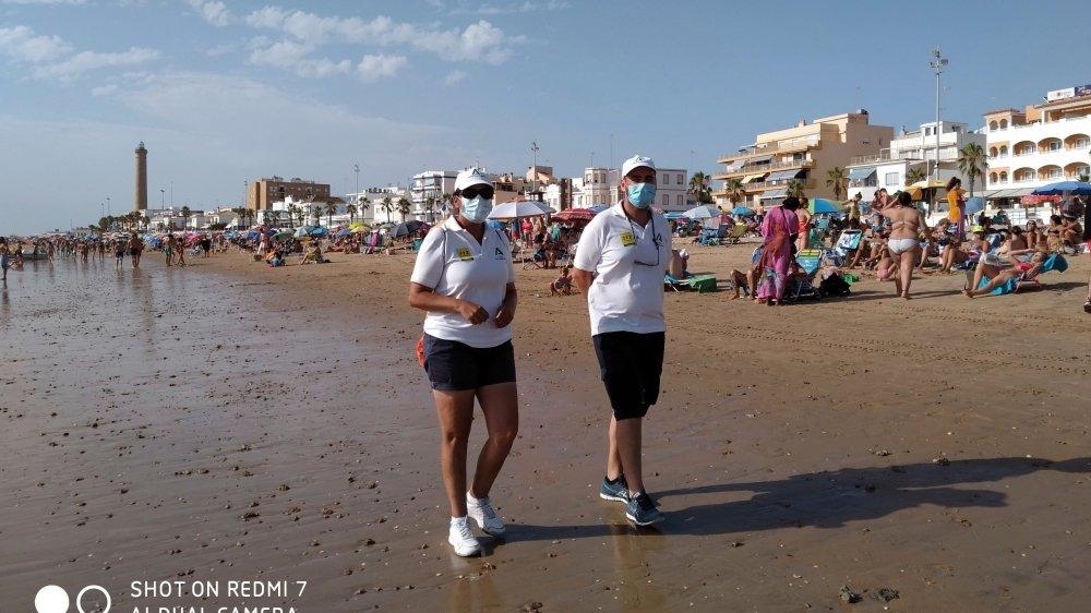 Un nouveau contingent de surveillants parcourt les plages pour que les normes sécuritaires soient appliquées sur le sable: 3000 «auxiliaires de plages».