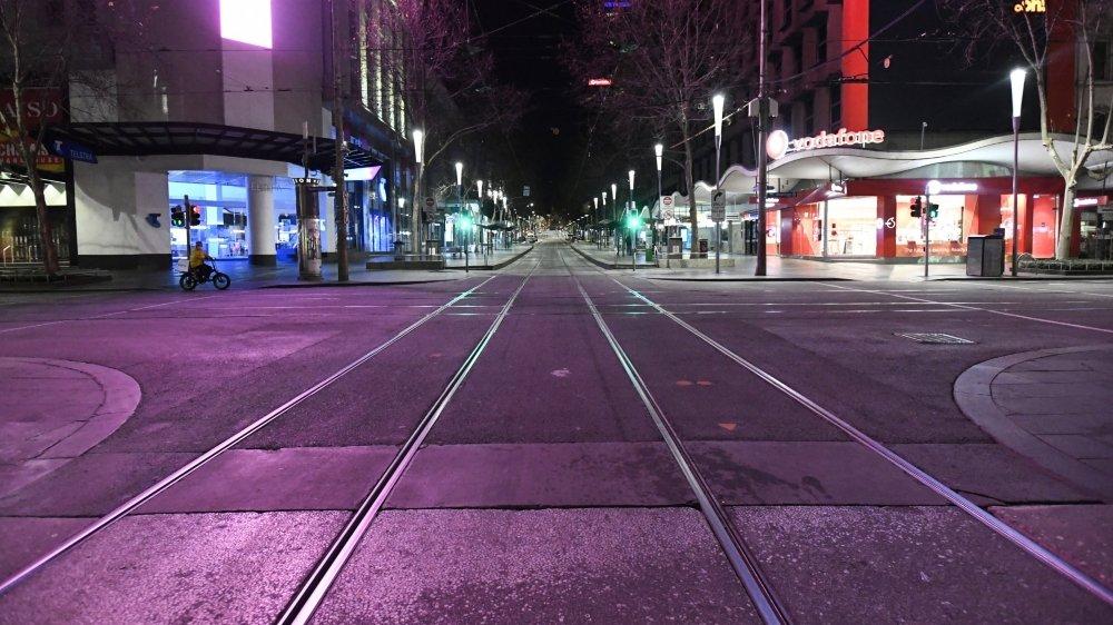 Confinement renforcé à Melbourne