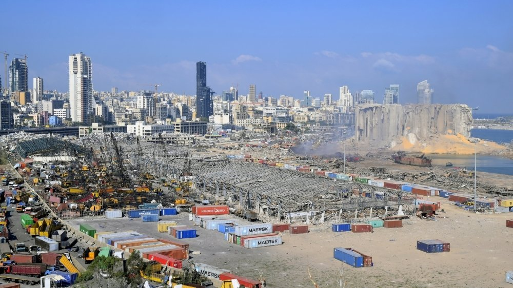 Au moins 113 personnes ont perdu la vie suite à l'explosion de mardi.