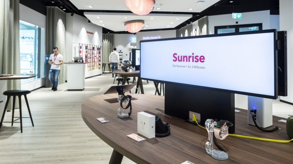 Sunrise veut se vendre