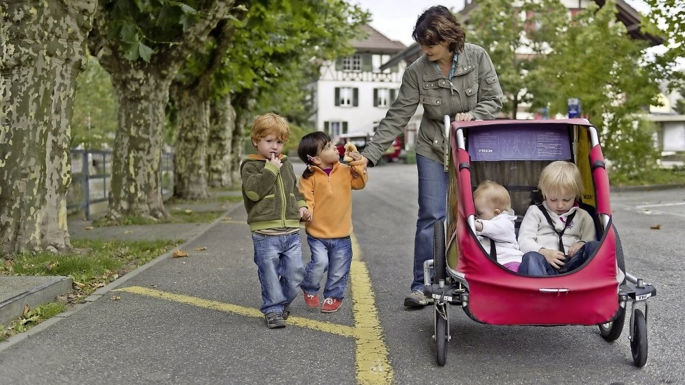 Pour les partisans des déductions pour les enfants et pour les frais de garde, l'Etat se retrouvera dans cet allégement fiscal.