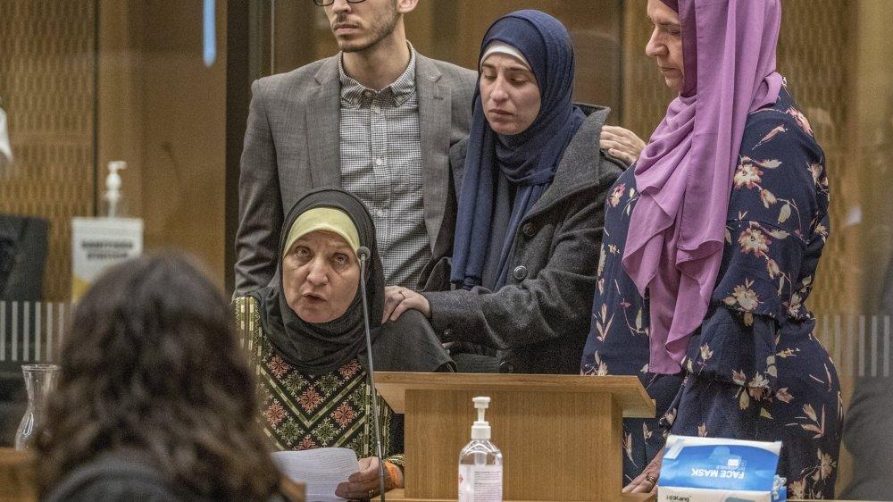 Hier, ce sont les rescapés des attentats et les proches des victimes qui ont pris la parole, au procès de l'auteur des attentats de Christchurch.