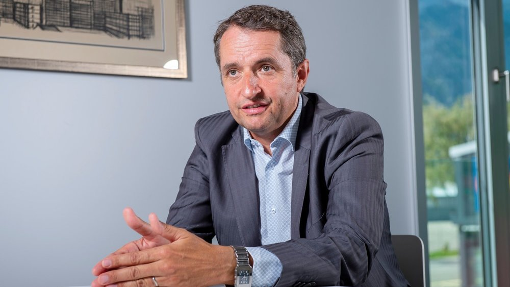 Bertrand Ducrey rappelle que le développement de nouveaux traitements passe par de nombreux échecs.