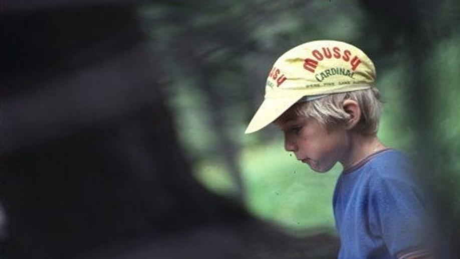 Dès son plus jeune âge, Raphaël Domjan trouvait toujours matière à réaliser des expériences en pleine nature.
