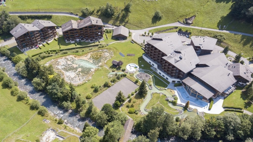 Les Bains de Val-d'Iliez sont fermés depuis le mois d'octobre 2019.