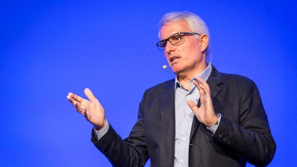 Bruno Giussani préside aussi le Festival international du film sur les droits humains (FIFDH) de Genève.