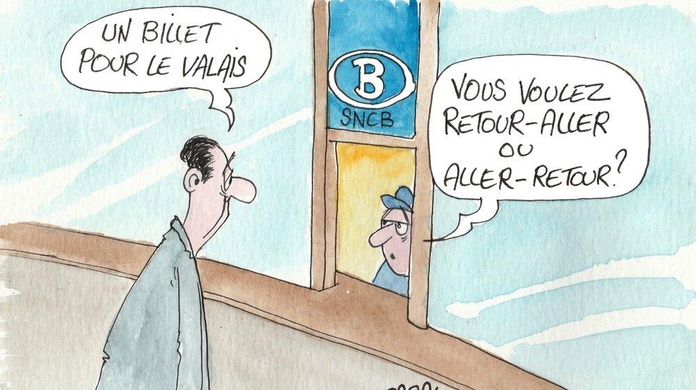 Histoire belge... Le regard de Casal.
