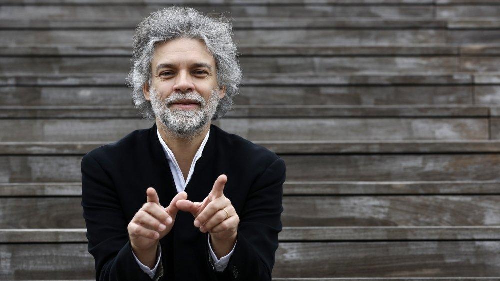 François-Frédéric Guy est un spécialiste reconnu de Beethoven dont on célèbre les 250 ans de la naissance.