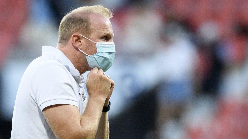 Ludovic Magnin, entraîneur du FC Zurich, se trouve en quarantaine depuis vendredi ainsi que tous ses joueurs.