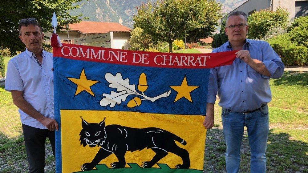 Une commune, une histoire: Charrat et le lynx qui orne les armoiries communales depuis 1940