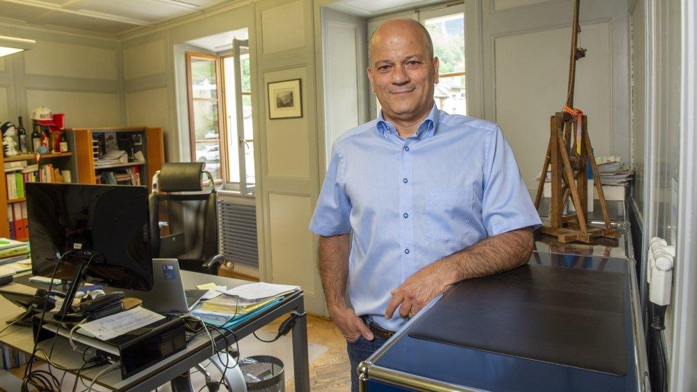 Cinq ans après avoir vendu sa société LAMI SA, qui emploie plus de 40 personnes à Martigny-Bourg, à un grand groupe bernois, Massimo Migliaccio vient de la racheter. Un destin peu commun pour une entreprise qui a le vent en poupe.