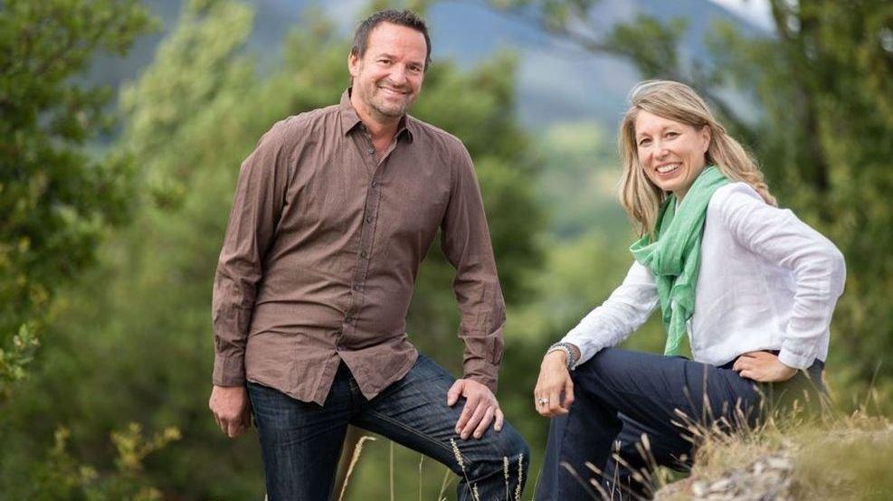 Vincent Degen et Sophie Sierro sont candidats au Conseil communal de Savièse pour les Verts.