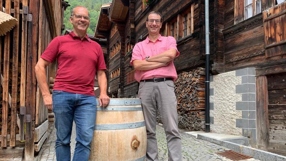 Les présidents Hank-Jakob Rieder et Reinhard Tannast doivent étroitement collaborer.