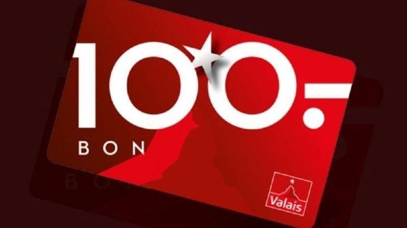 Le Valais a épuisé les bons de 100francs offerts aux touristes