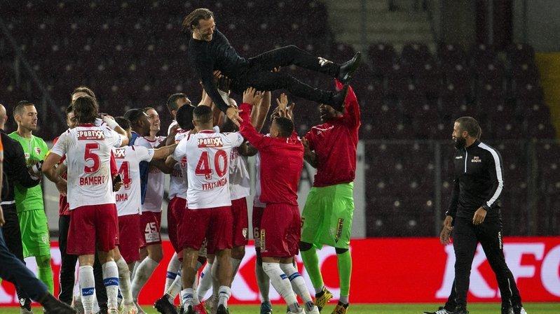 Les trois points du match Servette FC – FC Sion