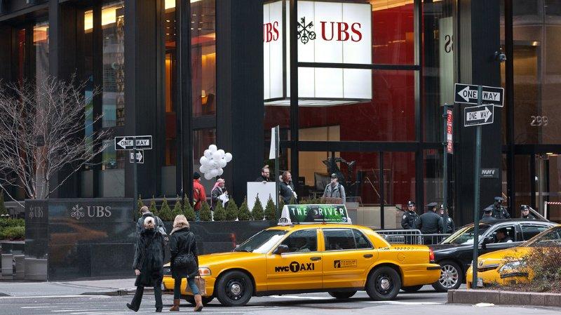 Etats-Unis: UBS va payer plus de 10 millions de dollars d'amende et de pénalités