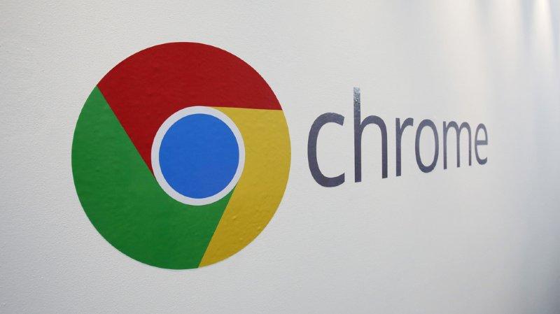 Les extensions pour Chrome téléchargent du code depuis un site tiers. (Illustration)