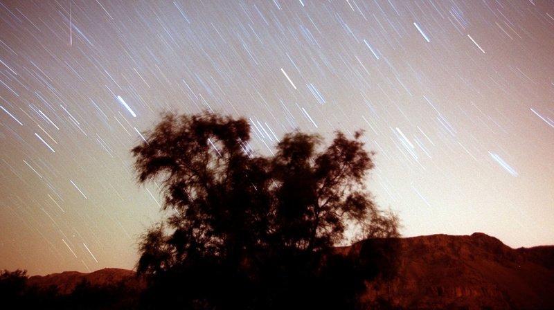 Pluies d'étoiles filantes annoncées, dès ce lundi soir