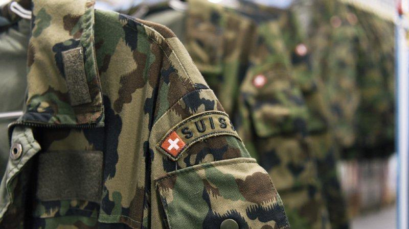 Coronavirus: 11 soldats de la caserne de Coire infectés lors d'une permission