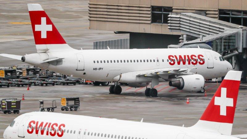 Le personnel de cabine de Swiss peut travailler même en cas d'alerte de l'app de traçage.