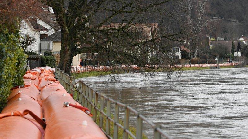 Argovie: un homme de 24 ans retrouvé mort dans le Rhin à Wallbach