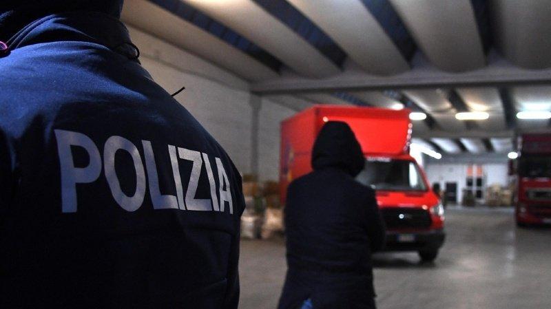 Les membres de la mafia sont principalement basés dans les cantons frontaliers du Tessin, des Grisons et du Valais, ainsi que dans les centres urbains et les agglomérations. (illustration)
