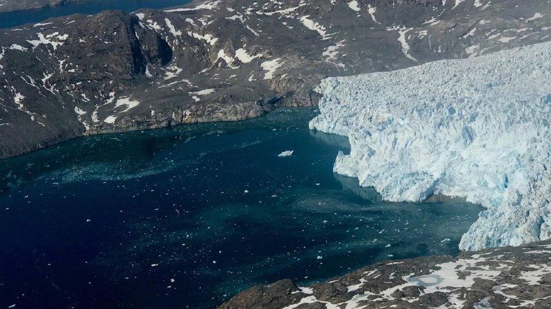 Sa fonte a atteint le point de non-retour: la calotte glaciaire du Groenland condamnée, selon une étude