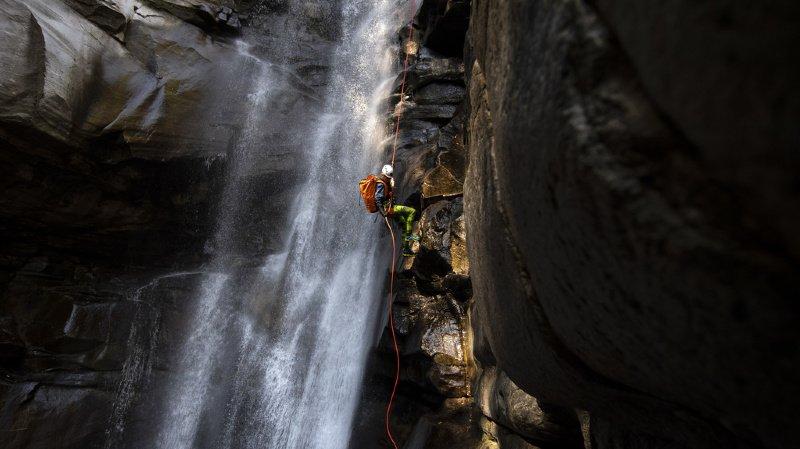 Tessin: accident de canyoning mortel dans la vallée du Lodrino