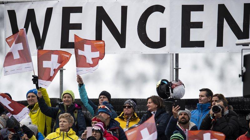 Ski alpin: le slalom de Wengen aura-t-il lieu en Autriche? Un reportage crée la confusion