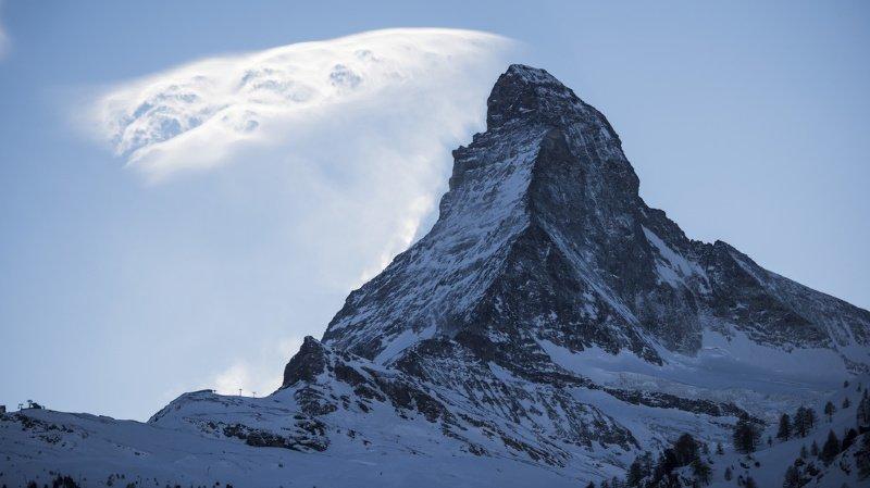 Les guides locaux n'autorisent généralement pas les enfants de moins de 16 ans à tenter l'ascension du Cervin. (photo d'archives)