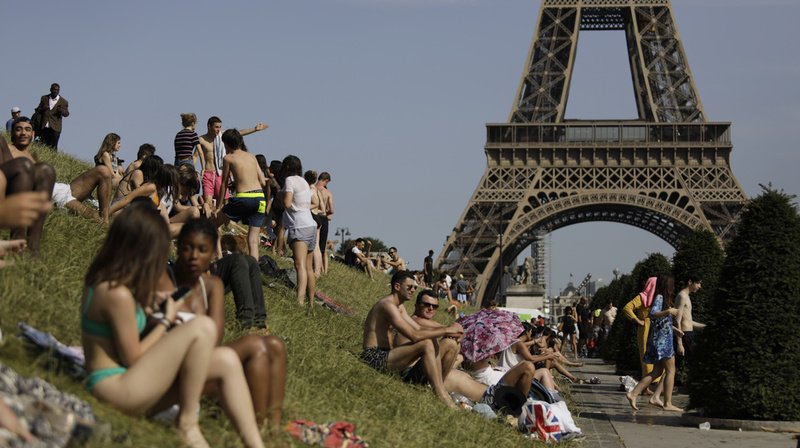 Météo: la moitié de la France placée en alerte canicule jusqu'au milieu de la semaine prochaine