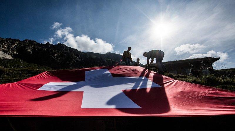 Les Suisses devront célébrer le 1er Août différemment cette année.