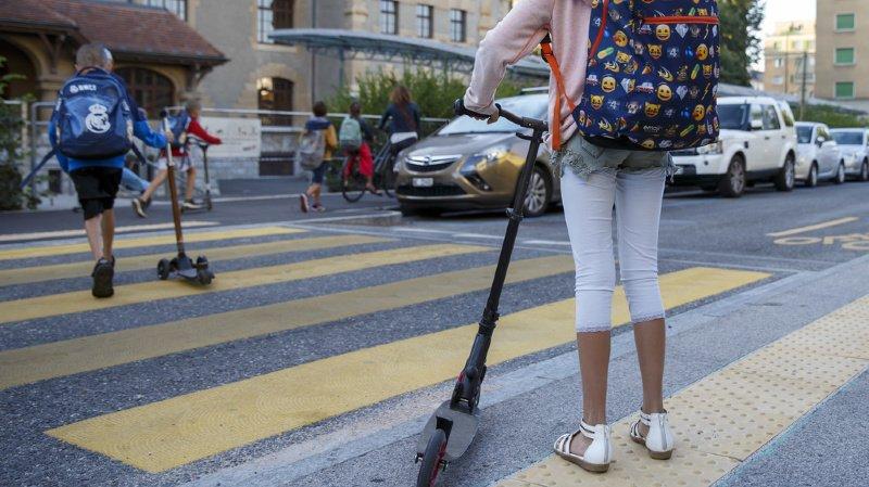 Rentrée scolaire: chaque année, 7 enfants meurent dans un accident de la circulation en Suisse