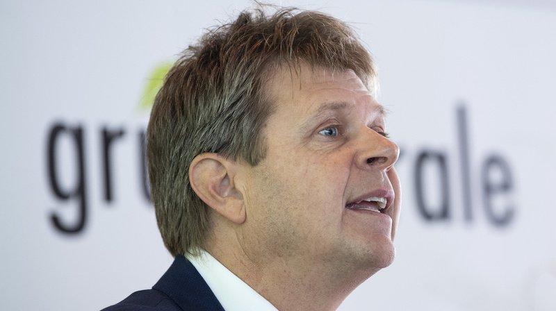 Jürg Grossen veut réduire la consommation de viande en Suisse.