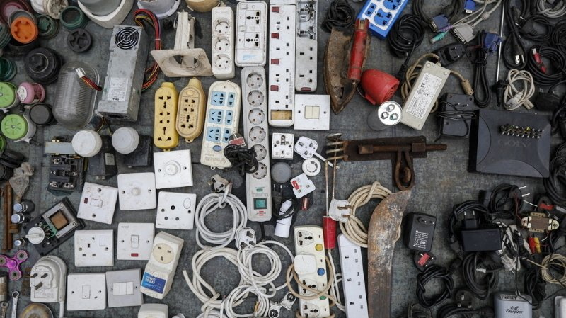 Environnement: les Suisses gaspillent en moyenne 23,4kg d'électronique par an