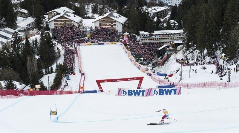 De nouvelles courses de Coupe du monde de ski alpin pour Crans-Montana?