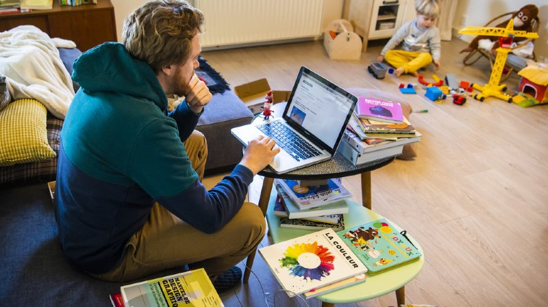 Coronavirus: les appartements traditionnels ne sont pas faits pour y vivre une crise