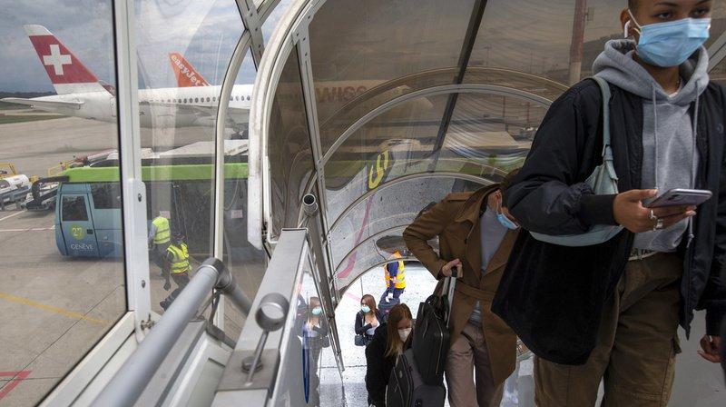 Depuis le 6 juillet, les voyageurs qui reviennent de pays à risque doivent passer 10 jours en quarantaine. (Illustration)