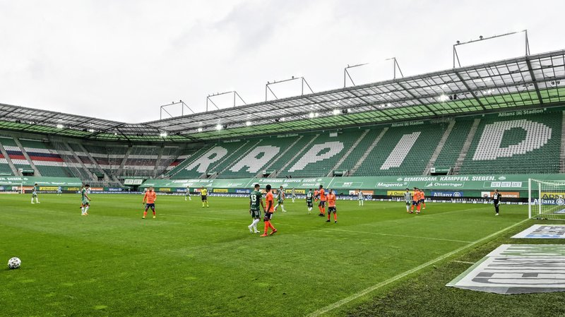 Coronavirus: en Autriche, les stades de foot pourront accueillir jusqu'à 10'000 personnes