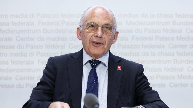Coronavirus: Ueli Maurer réuni avec les ministres du G20 par vidéoconférence