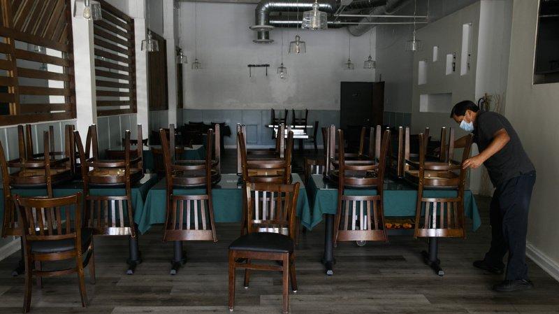 Coronavirus: la Californie ferme à nouveau ses restaurants et bars