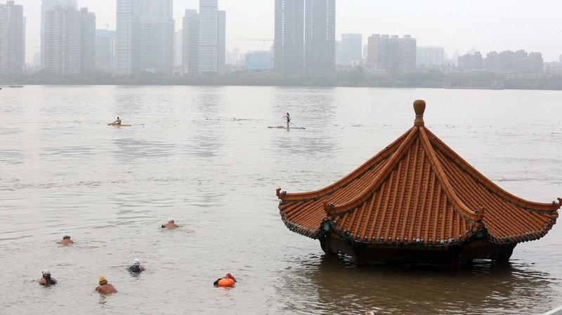 Chine: pluies record depuis près de 60 ans sur le Yangtsé