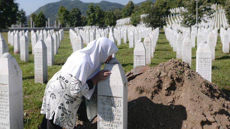 Génocide de Srebrenica: 25 ans après, les musulmans pleurent leurs morts
